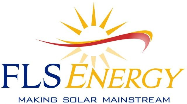 FLS Energy - solar energy company - logo